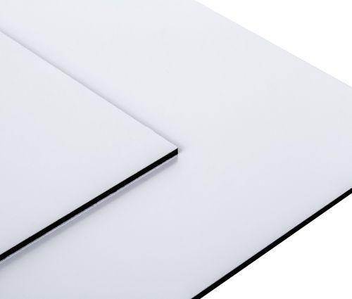 Aluverbundplatte 3 mm- Window2print