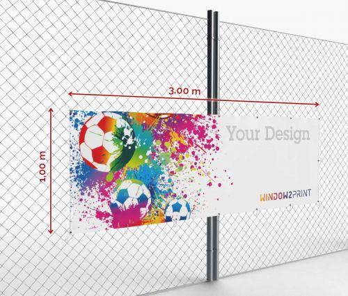 Banner drucken- Window2Print