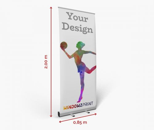 Roll Up Displays - Window2Print