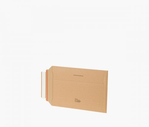 Kartonumschlag A4 - 10 Stück ✦ Window2Print