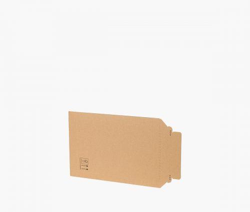 Kartonumschlag A4 ✦ Window2Print