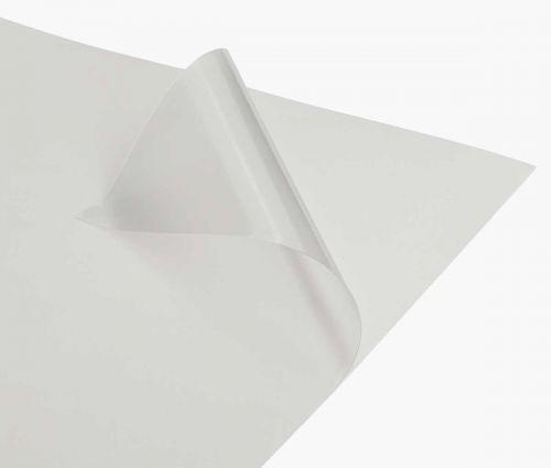 polymere folie mit laminat matt