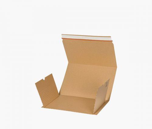 Karton - Versandtasche L ✦ Window2Print