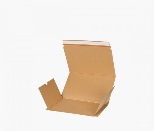Karton - Versandtasche M ✦ Window2Print