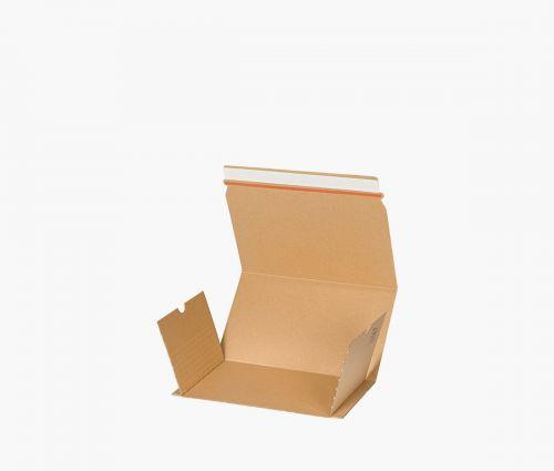 Karton - Versandtasche S ✦ Window2Print