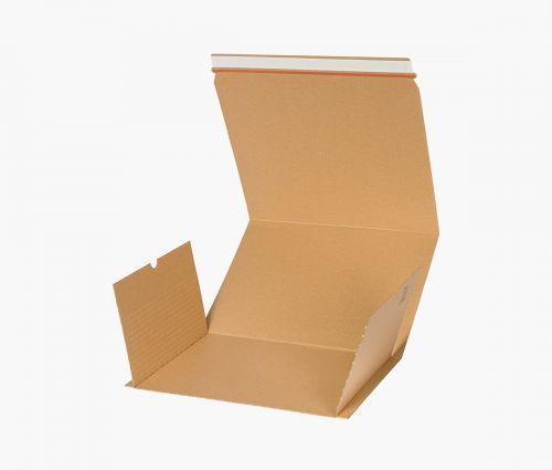 Karton - Versandtasche XL ✦ Window2Print