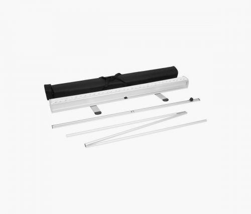 Rollup Spuck-Schutz Transparent 100 x 200 cm ✦ Window2Print
