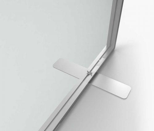 Schutzwand für Innen - Dieses Produkt ist in Büros, öffentlichen Gebäuden oder Warteräumen zuverlässig ✦ Window2Print