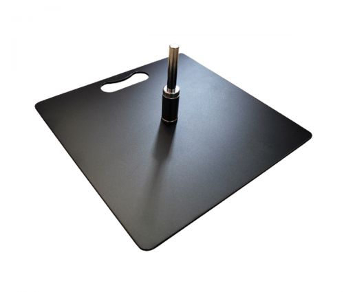 Standplatte 40 cm