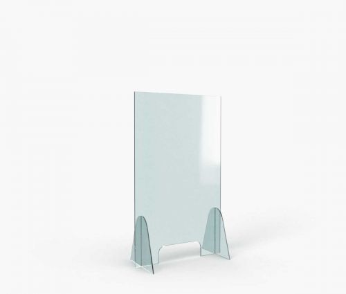 Thekenschutzwand 100 x 60 cm ✦ Window2Print