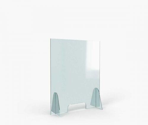 Thekenschutzwand 100 x 80 cm - Window2Print
