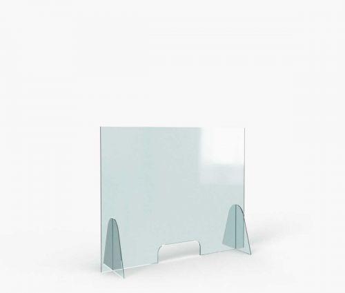 Thekenschutzwand 80 x 100 cm - Window2Print