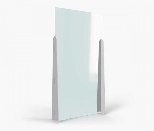 Virenschutzwand Plexi Stand 100 x 200 cm - Window2Print