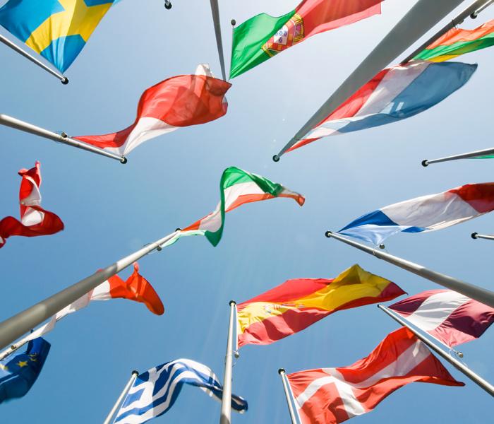 Fahnen und Flaggen - Informationen zum Fahnendruck